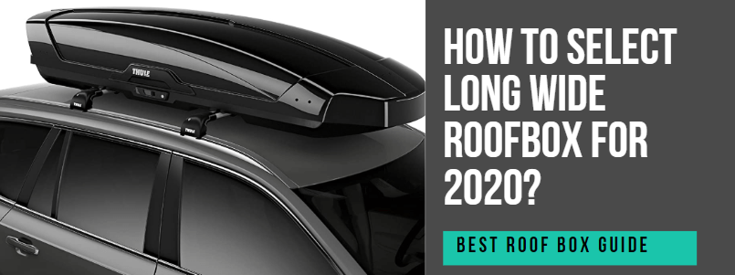 🤔 How To Select Long Wide Roofbox ? 🙇♂️ | Roof Box Size Guide for all 😍