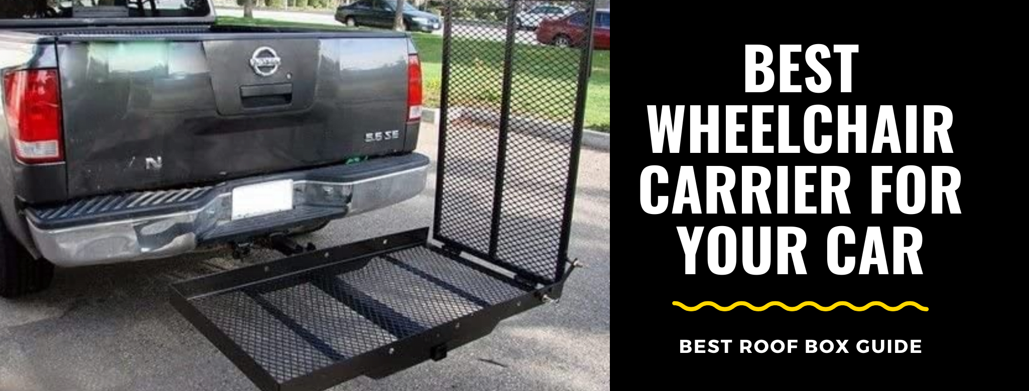 ♿Best Wheelchair Carrier For Cars |👉Top 7 Wheelchair carriers Updated ✅