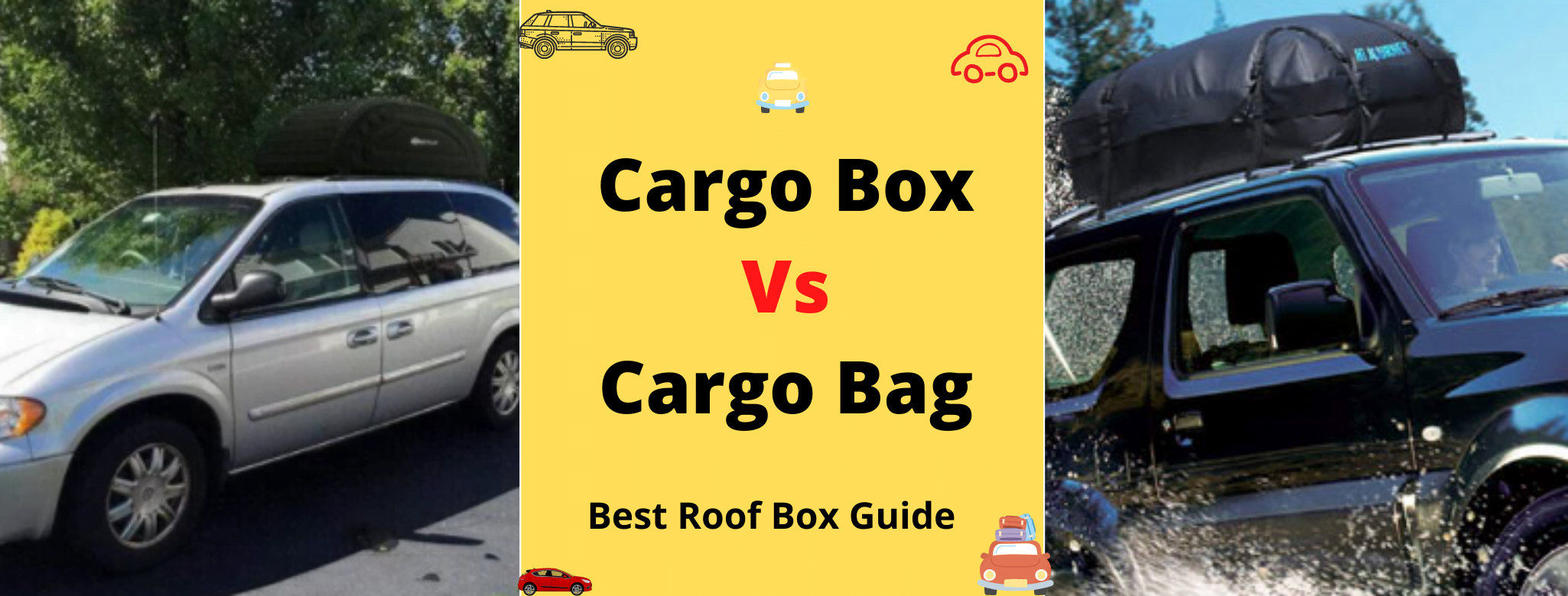 🚚 Cargo Box Vs Cargo Bag : All You Need To Know In 2021 ⚠️