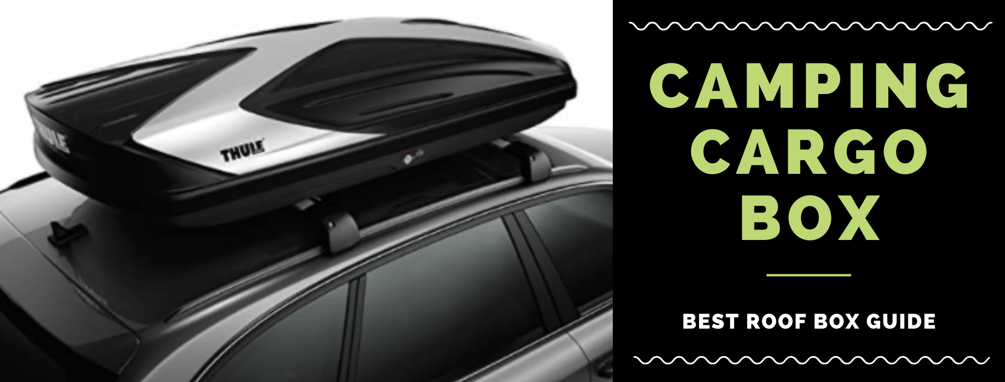 🏕️ Best Camping Cargo Box Reviews | Top Roof Boxes For Camping 🚘