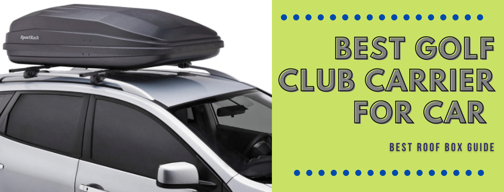 ✅ Best Golf Club Carrier For Car | Excellent Golf Carriers In 2021 🏌️♂️